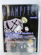"Japan Clamp No Kiseki vol.11 ""Tsubasa Reservoir ChroNiCle"" W/Chess Pieces New"