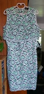 Bnwt,Ladies Dress And Top suit,french Connection, Size 14
