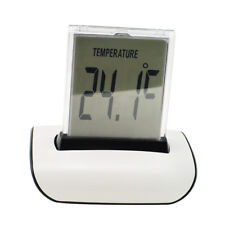 7 Color Change LED Digital LCD Thermometer Calendar Home Alarm Clock Alarm USA