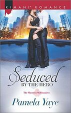 Seduced by the Hero (The Morretti Millionaires)