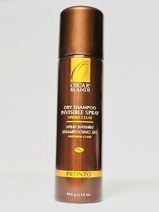 Oscar Blandi Pronto Invisible Volumizing Dry Shampoo Spray - Travel Size 1.4 oz.