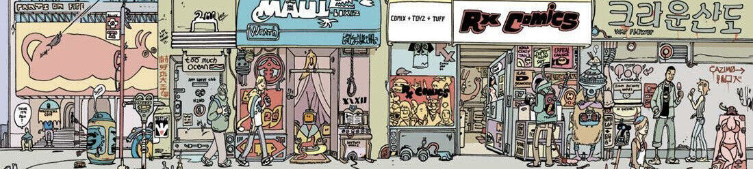 Rx Comics