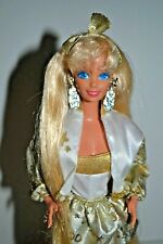 Hollywood Hair Barbie Doll,Original Outfit & Jewellery,1990s,Rare,Gift Wrapped