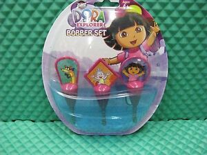 Zebco Dora The Explorer Bobber Set 3 Pack