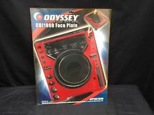 Odyssey Cases AFPCDJ1000Red Faceplate For Pioneer CDJ-1000