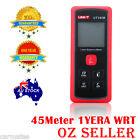 UNI-T UT390B Laser Distance Meter Tester Range Finder 0.1m-45m Area Volume