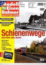 Modell Eisen Bahner Zeitschrift