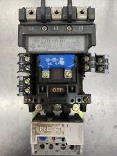 Allen-Bradley 509-COD Size 2 Motor Starter With 120 Volt Coil