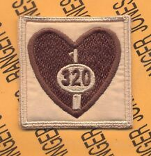 326 Eng 327 Inf 101st Airborne HCI Helmet Cover patch D