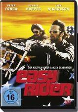 < DVD * EASY RIDER   NICHOLSON - HOPPER - FONDA # NEU OVP