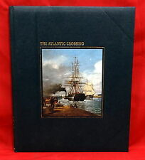 The Atlantic Crossing, Melvin Maddocks, 1981 1st Printing, Seafarer Series