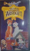 VHS - WALT DISNEY/ GLI ARISTOGATTI