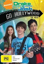Drake & Josh Go Hollywood - The Movie (DVD, 2009) New DVD Region 4