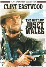 The Outlaw Josey Wales DVD Clint Eastwood(DIR) 1976