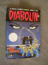 DIABOLIK ORIGINALE ANNO LI n°  6 - 2012 - RARO - OTTIMO