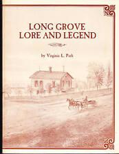 Long Grove, Lore and Legend, Virginia Park, 1978 SC