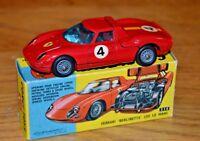 "Corgi Toys 314; Ferrari ""Berlinetta"" 250 Le Mans; Original Box"