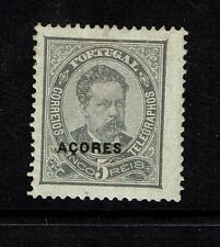 Azores Sc# 44b, Mint Hinged, Hinge Remnants - Lot 080917