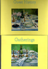 3 book set The Hosting Books by Shannon Rose 1998, Hardcover & softcover Unused