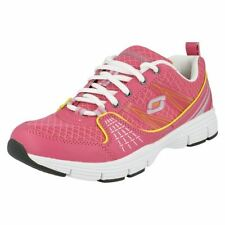 Zapatillas deportivas de mujer textiles Skechers color principal rosa