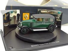 Norev 1/43 - Renault Type PG2 Vivasix 1928 verte