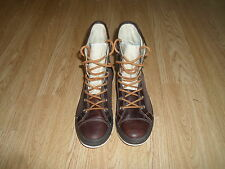 Converse All Star 125664C Unisex Mid Print Boot Trainers  UK Size 6