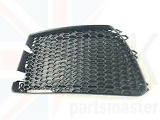 VW POLO GTI CUP 05-10 NEW GENUINE FRONT BUMPER LOWER GRILL TRIM BLACK LEFT N/S