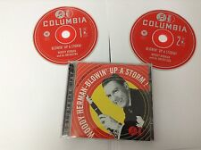 Woody Herman & His Orchestra Blowin' Up A Storm! Columbia Years 1945-472001 2 CD