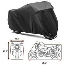 XL Motorcycle Cover Waterproof Rain Dust For Harley Davidson Sportster 1200 883