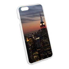New York City Skyline at Night Empire State Building Case for Apple iPhone 6 6s