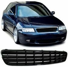 BLACK DEBADGED SPORTS BONNET GRILL FOR AUDI A3 8L 08/1996 - 04/2003 NICE GIFT T3