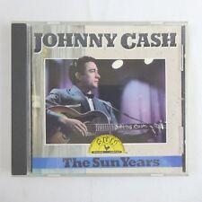 Johnny Cash, The Sun Years, CD 1990 Sun Entertainment