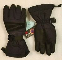 WARM Cold Weather Double Insulated Wind-Waterproof Ski, Snow Sports Gloves Sz. L