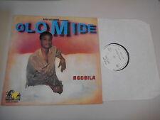 LP Ethno Olomide - Ngobila (4 Song) AFRO RYTHMES / FRANCE