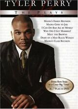 Tyler Perry The Plays DVD Box Set Madea Family Reunion Goes Jail Bad By Myself R