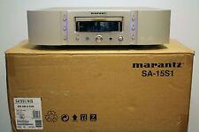 Marantz SA-15S1 Hi-end Super Audio CD player