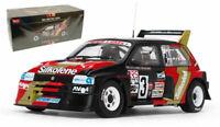 SUNSTAR 5540 MG Metro 6R4 diecast model car Will Gollop Rallycross 1986 1:18th