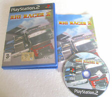 RIG RACER 2 (2005) PS2 ORIGINALE IN ITALIANO USATO COME NUOVO