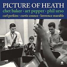 Picture of Heath 8436542018456 by Chet Baker Vinyl Album