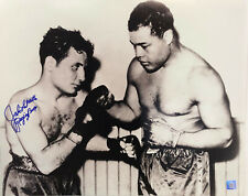 "Jake LaMotta "" Raging Bull"" signed 16 x 20"