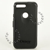 "OtterBox Commuter Dual-Layers Google Pixel 5"" Hard Case Snap Cover (Black) NEW"