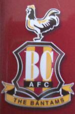 Teams A-B Bradford City Football League Fixture Programmes