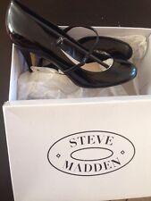 Chaussures à talons escarpins vernis taille 40 Steve Madden Neuf