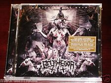 Belphegor: Conjuring The Dead CD 2014 Nuclear Blast Records USA NB 2912-2 NEW