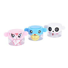 Cute Pill Pulverizer Tablet Grinder Medicine Crusher Storage Compartment Box ME