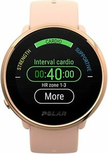 Polar Ignite Activity Tracker - Rose Gold - S 90079898