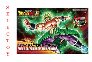 Figurine Dragon Ball Super Sayan Broly Full Power Figure-rise Model kit New