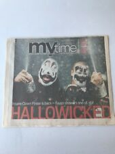ICP My Time Cover Paper