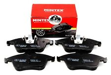 MINTEX FRONT AXLE BRAKE PADS FOR RENAULT MDB3030 (REAL IMAGE OF PART)