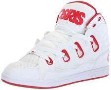 Scarpe Skate Osiris D3H White Red White 40 40,5 Ultimi Rimasti!